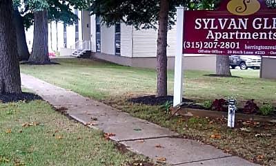 Sylvan Glen Apartments, 1