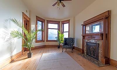Living Room, 952 North Hoyne, 0