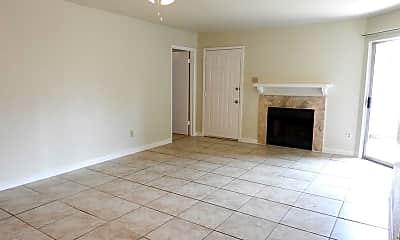 Living Room, 9797 Leawood Blvd 1405, 1