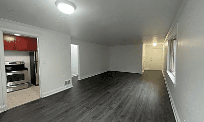 Living Room, 1205 Queen Anne Ave N, 0