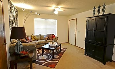 Living Room, Paradise View, 1