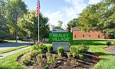 Community Signage, Bexley Village, 2