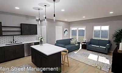 Living Room, 917 Derby Ln, 1
