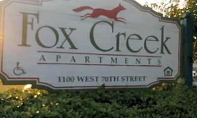 Fox Creek Apartments, 1