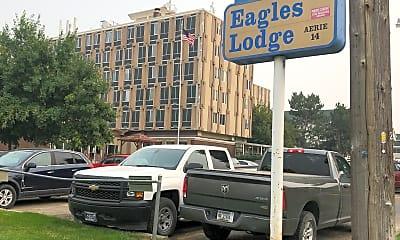 Eagles Manor, 1