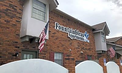 Fountainbleu Apts, 1