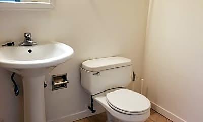 Bathroom, 1638 Hearst Ave, 2