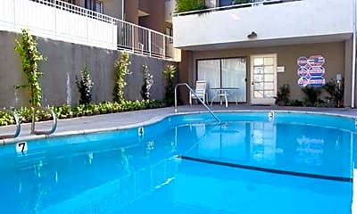 Pool, 18144 Burbank Blvd. Units 1-210, 0