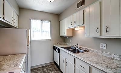 Kitchen, Cimarron Hills, 1