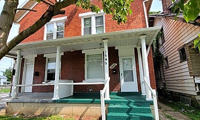 Building, 1546 Granville St, 0