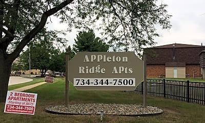 Appleton Ridge Apts, 1