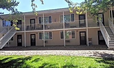 Building, 5360 S Elati St, 1