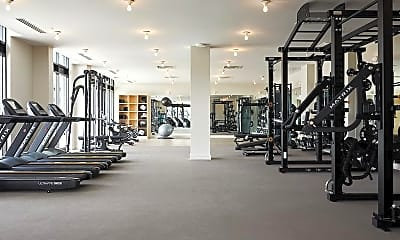 Fitness Weight Room, 132 Yale Ave 520, 2