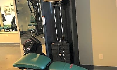 Fitness Weight Room, 1407 Poplar St, 2
