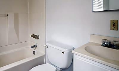 Bathroom, 815 Girard Blvd NE, 2