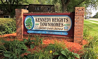 Kennedy Heights Townhouses, 1