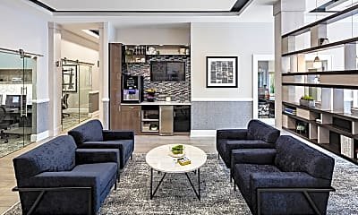 Living Room, 1307 Devon Dr, 1