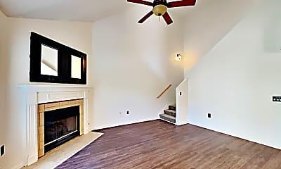 Living Room, 126 Walton Village Drive, 1