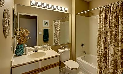Bathroom, HighPoint Apartments, 2