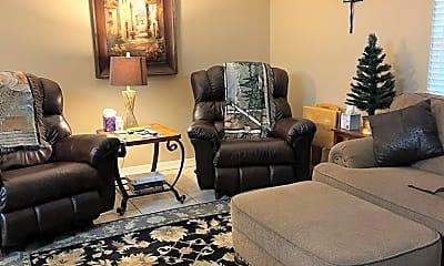 Living Room, 6701 Eastridge Rd, 2