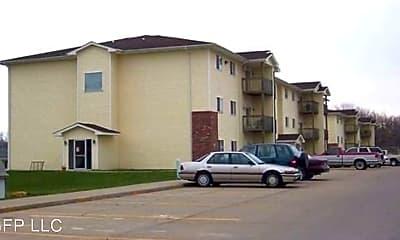 Building, 208 S J St, 2