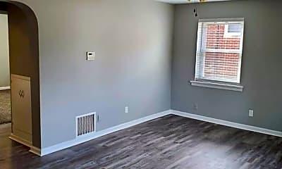 Living Room, 1004 S St James Blvd, 0