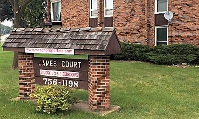 James Court Apartments, 1