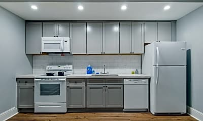 Kitchen, Room for Rent - Newly Built home in Central City, 1
