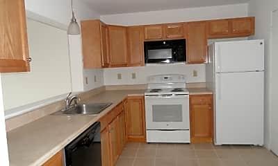 Kitchen, 43 Eleanor Street, 2