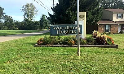 Woodland Heights Apartments, 1