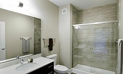 Bathroom, 138 Park Central Square, 1