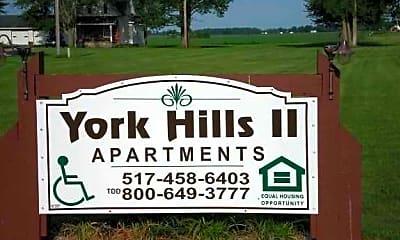 York Hills II, 0