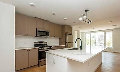 Kitchen, 401 Jackson St 508, 1