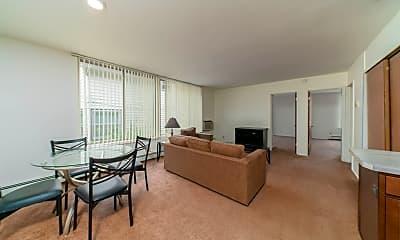 Living Room, 551 Albert St, 1
