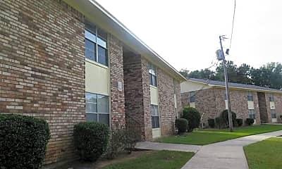 Building, Hillside West Apartments, 1