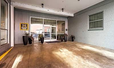 Foyer, Entryway, Hopper Lofts, 1
