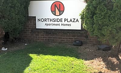 Northside Plaza Apartments, 1