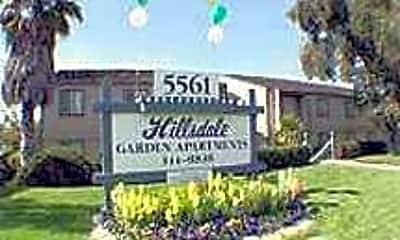 Hillsdale Gardens, 1