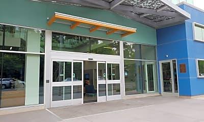 Locust Street Senior Center, 1