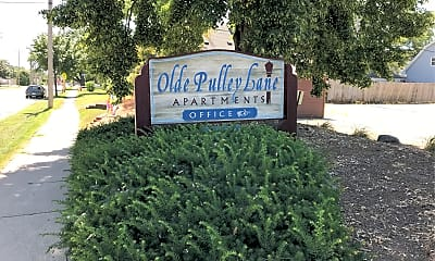 Olde Pulley Lane Apartments, 1