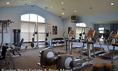 Fitness Weight Room, 17209 Wilde Ave, 2