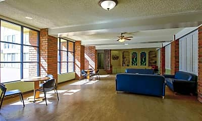 Clubhouse, Kingswood Village Apartments, 1