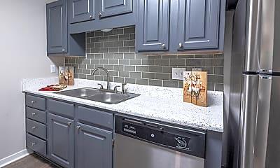 Kitchen, The Desoto, 1