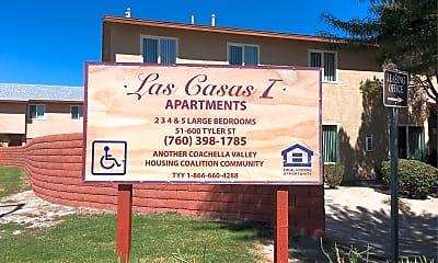 Las Casas I And Ii, 1