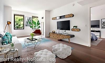 Living Room, 950 Monroe Street, 1