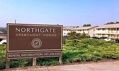 Community Signage, 513 Northgate, 0