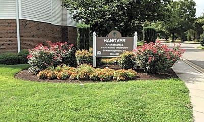 Hanover Apartments, 1