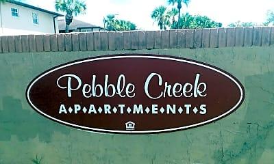 PEBBLE CREEK, 1