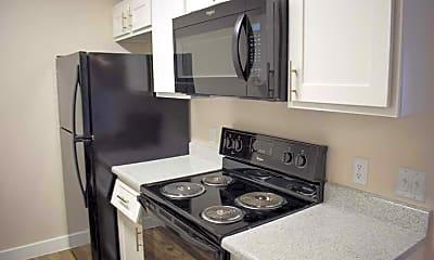 Kitchen, The Milo, 2