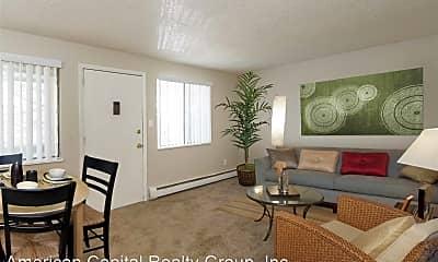 Living Room, 1320 Potter Dr, 1